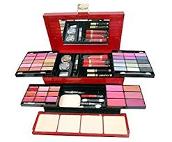 ads women s makeup kit and hair accesories