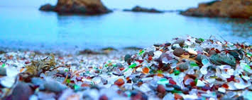 did you know that glass beach was once called the dumps it was a city dump site during much of the 20th century now that the city of fort bragg has