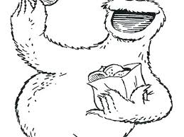 Free Printable Sesame Street Coloring Pages Free Printable Sesame