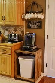 stand alone coffee center
