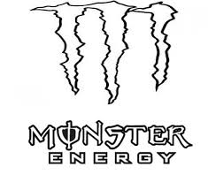 Incredible Inspiration Monster Energy Coloring Pages Drink