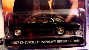SUPERNATURAL 1967 CHEVROLET IMPALA SPORT SEDAN - YouTube