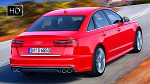 New 2015 Audi A6 Sedan V8 biturbo 4.0 TFSI (awesome exhaust sound ...
