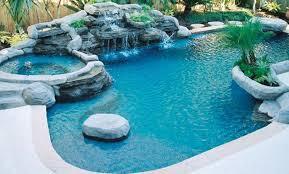 Cool Backyard Swimming Pools Awesome Swimming Pool Cool Backyard