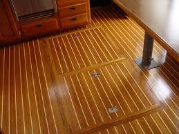 teak and holly plywood flooring picture