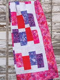 Lap Quilt Patterns Extraordinary Slightly Askew Lap Quilt Pattern