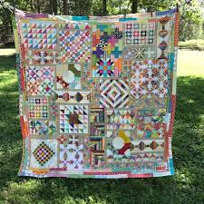 Confessions of a Fabric Addict: I May Have A Scrap Problem... But ... & So without further ado, here's my version of Jen Kingwell's Long Time Gone  quilt! Adamdwight.com