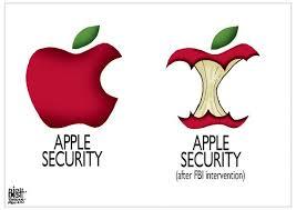 Resultat d'imatges de apple vs fbi