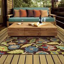 outdoor carpet for decks. Gilson Brown Indoor/Outdoor Area Rug Outdoor Carpet For Decks