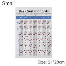 Guitar Chord Notes Chart Wondering Electric Bass Guitar Chord Chart 4 String Guitar Chord Fingering Practice Diagram