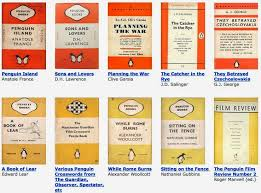 The Frivolous Bibliophile The Penguin Books Color Code