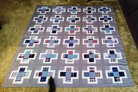 Big Block Quilt Patterns For Beginners Magnificent Big Block Quilt Patterns For Beginners Joanne Russo HomesJoanne
