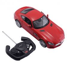 1:14 Mercedes AMG GT Licensed Remote Control Car -