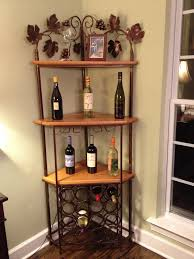 Kitchen Wine Rack Custom Corner Wine Rack Projects Pinterest Corner Wine Rack