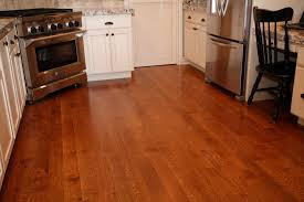 Wood Floor In The Kitchen Gallery