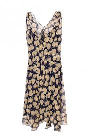 Printed Dress Diane Von Furstenberg Vitkac Shop Online