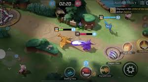 Pokémon Unite is a League of Legends-style team-based strategy game - The  Verge
