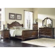 Liberty Bedroom Furniture Liberty Furniture Highland Court Panel Customizable Bedroom Set