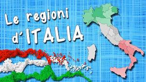 Quante volte non ci siamo ricordati i confini di una regione? Regioni D Italia Capoluoghi Regioni Italiane Capoluoghi Italiani Youtube