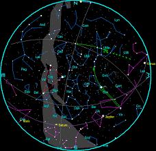 July 2018 Star Chart 06 29 2018 Ephemeris Previewing July Skies Bob Molers