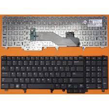 Thay Bàn Phím Laptop Dell E6520 , Chính hãng, Chất lượng tại TP.HCM