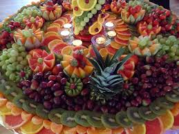 Fruit Displays Recipes U0026 Fresh Fruit Tree Display