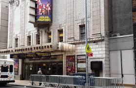 Samuel J Friedman Theater Seating Chart Watch My Name Is