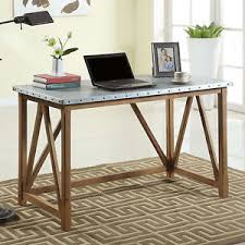 writing desks for home office. exellent desks image is loading furnitureofamericalorenindustrialstylewritingdesk inside writing desks for home office