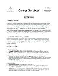do i need an objective on my resume image gallery of what should i