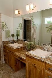 kohler bathroom sinks in bathroom eclectic with mascarello granite next to demi bullnose edge alongside bathroom sink and golden mascarello countertop