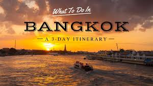 Another Word For Itinerary Is What To Do In Bangkok A 3 Day Itinerary Nerd Nomads