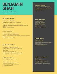 Modern Creative Resume Template Yellow And Green Modern Creative Resume Templates By Canva