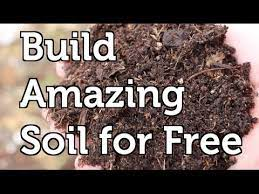 build amazing fertile garden soil using