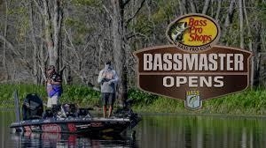 Bassmaster Fishing Chart Bass Announces 2020 Bassmaster Open Schedule Format