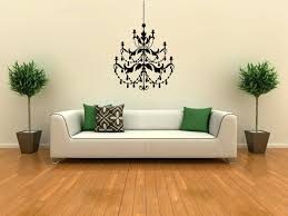 wall decal chandelier of chandelier wall decal chandelier wall decal perfect in home decoration ideas with