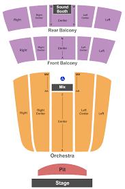 Braden Auditorium Seating Chart Dance Tickets