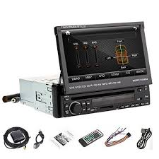single din car stereo amazon co uk ouku® single din 7 hd touch screen car stereo dvd player 1 din bluetooth radio ipod cd usb sd