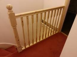 Build Newel Post How To Replace Banister Newel Post Handrail And Spindles On A