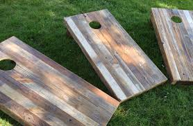 Wooden Corn Hole Game Cornhole Game Cornhole Pinterest Cornhole Diy cornhole and 25