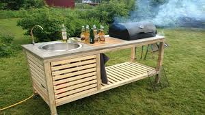 Captivating ... Your Own Working Outdoor Kitchen! Perfect Barbeque Images