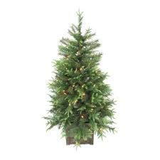 Home Accents Holiday 75 Ft QuickSet PreLit LED Sierra Nevada Holiday Home Accents Christmas Tree