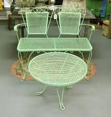 vintage iron patio furniture. Retro Metal Patio Furniture Medium Size Of Clearance Vintage For Sale Iron