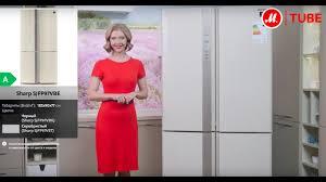 Видеообзор <b>холодильника Sharp</b> SJFP97VBE с экспертом «М ...