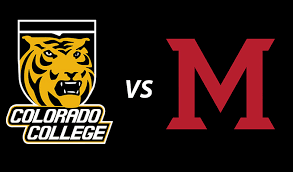 Broadmoor Arena Seating Chart Colorado College Hockey Vs Miami University Tickets In
