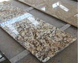 golden chocolate granite countertops