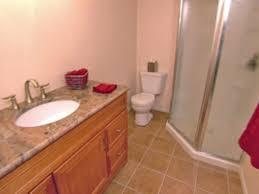 how to install tile on a bathroom floor