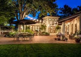 hanging outdoor patio string lights outdoor lighting ideas traditional fairy lights for backyard