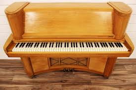 Jesse French & Sons Upright Piano | Stilwell Pianos