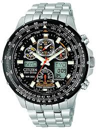 """best watches for men in 2017 top 5 watches under 1000 the citizen men s jy0010 50e eco drive """"skyhawk a t"""" titanium watch is a watch which offers great quality and comfort"""