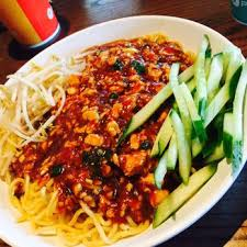 photo of pei wei dallas tx united states dan dan noodles w